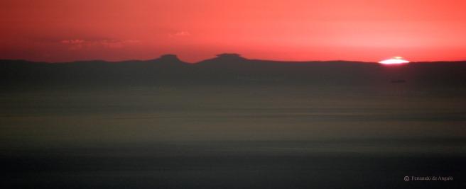 Aragón summits from Mallorca